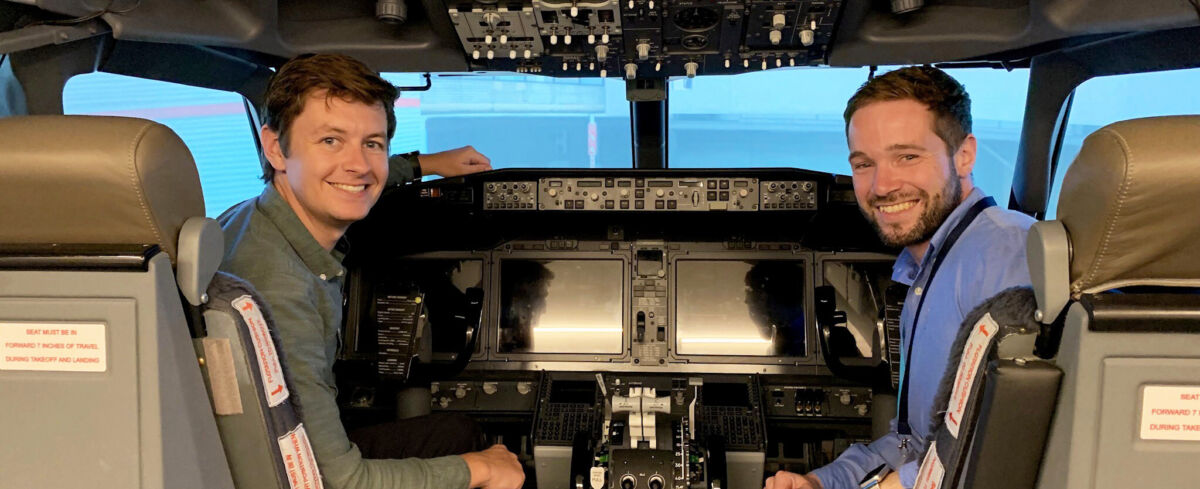 modular pilot training